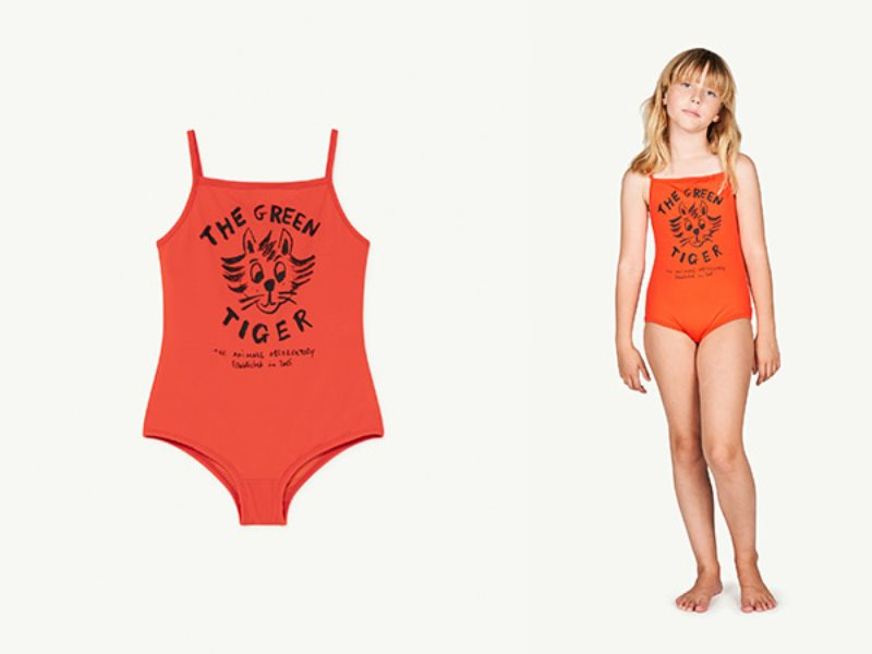 [T.A.O]OCTOPUS KIDS SWIMSUIT